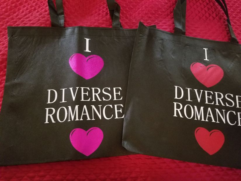 ildr pink red totes