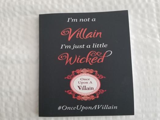Villain notebook