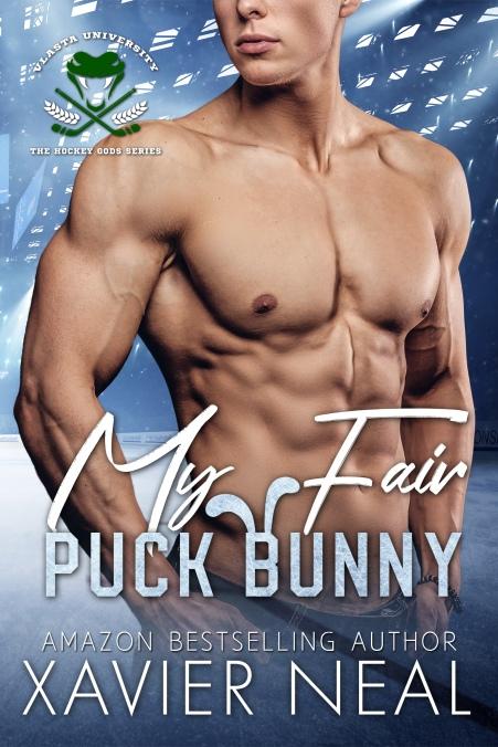 My Fair Puck Bunny eBook