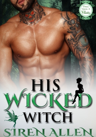 His Wicked Witch Cover